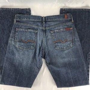 Bootcut Nouveau New York Dark Woman's Jeans S 30